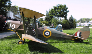 De Havilland Tiger Moth Mk.II