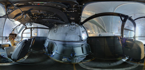 Sud-Aviation SE-3160 Alouette III - back